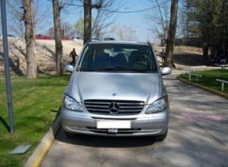 Taxis Borras Mercedes Benz Classe E