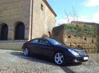 Alquiclasic Mercedes Benz CLS