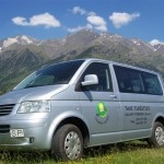 Taxis Formigal Volkswagen Caravelle