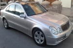 Taxi and Transportation Service Dubrovnik Mercedes Benz Clase E